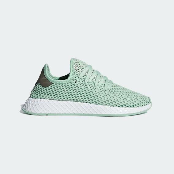 Zapatillas adidas Deerupt Verde Envíos Rápidos Caba - Gcba