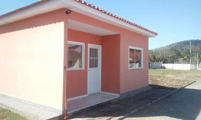 Casa De 2 Quartos Em Parada Modelo - Guapimirim