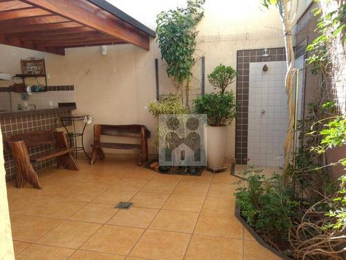 Imagem 1 de 18 de Casa Com 3 Dormitórios À Venda, 190 M² Por R$ 430.000,01 - Jardim Roberto Benedetti - Ribeirão Preto/sp - Ca0538