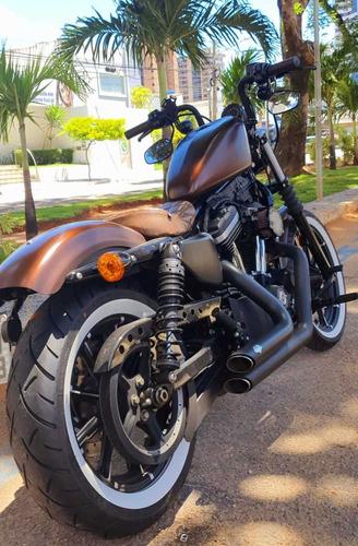 Imagem 1 de 6 de Harley Davidson Xl 883n Iron