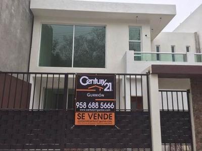 Venta De Casa Habitación, Bahías De Huatulco