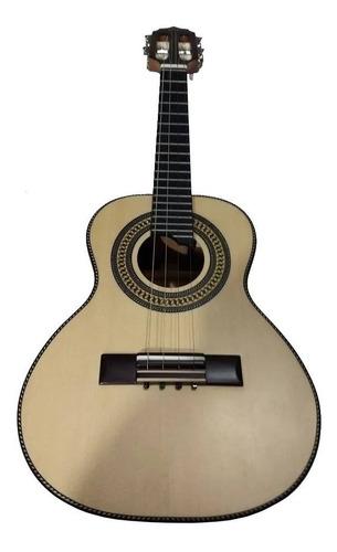 Cavaco Luthier Araujo Imbuia/abeto Com Garantia