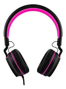 Fone De Ouvido Headband Over Ear Wired Stereo Áudio - Ph160