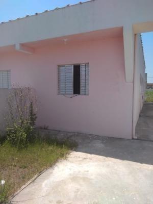 Linda Casa Lado Praia No Tupy Em Itanhaém - 6109 | Npc