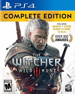 The Witcher 3: Wild Hunt Complete Edition Ps4 Principal