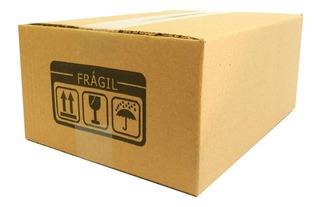 Caixa De Papelão Embalagem Correios Pac 26x19x12 Cm 25 Un