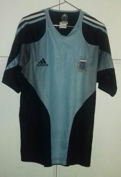 Camiseta adidas Argentina De Entrenamiento 2004