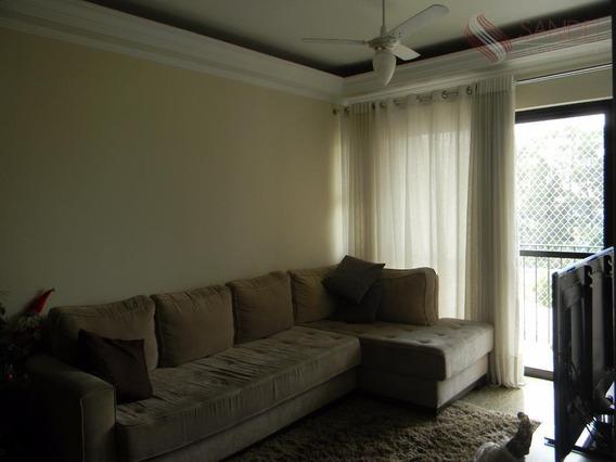 Excelente Apartamento 3 Dorms. 2 Vagas E Lazer Total - Jd Marajoara (s) - Ap0046