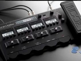 Pedaleira Zoom G5n + Fonte Original Bi-volt/nova Na Caixa