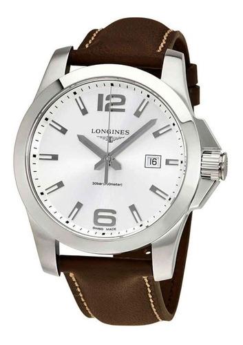 Relógio Longines Conquest - Masculino - L3.759.4 - Original