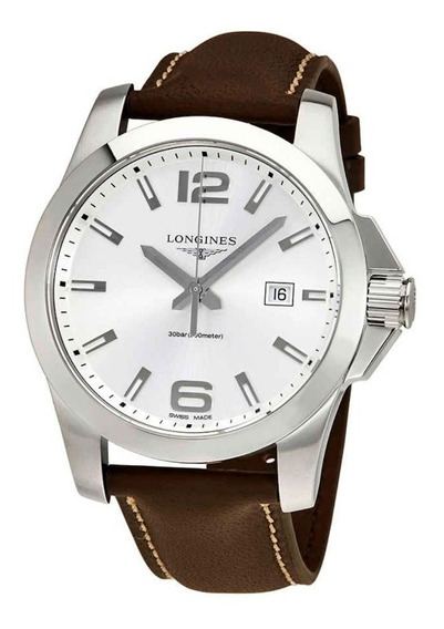 Relógio Longines Conquest - Masculino - 100% Original