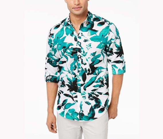 Camisa Caballero Casual Estampada International Consepts