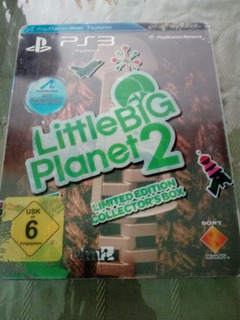 Little Big Planet 2 Limited Edition