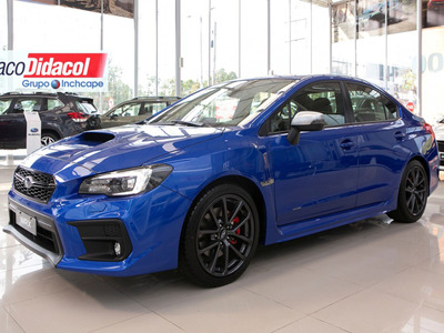 Subaru Wrx Cvt
