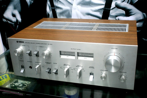 Amplificador Integrado Yamaha Ca-610