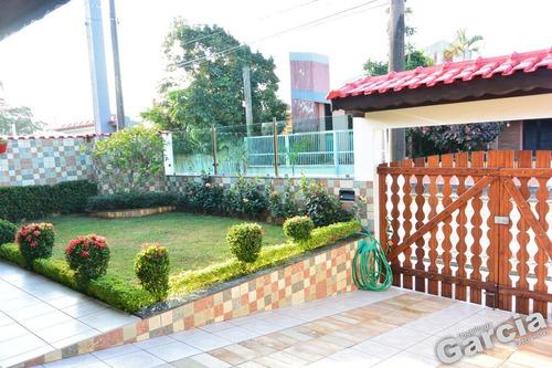 Imagem 1 de 25 de Casa Com 3 Dormitórios Em Peruíbe - 6092 - 69806566