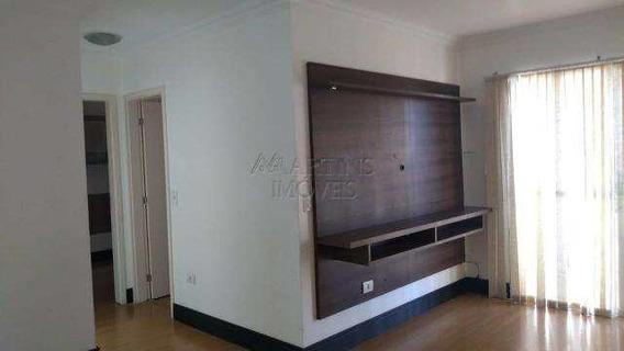 Residencial Excellence| Apto 57 M² Andar Médio 2 Dorms 1 Vaga - V6056