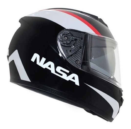 Capacete Nasa Hero Ns-901 ( Brinde Touca Ninja )