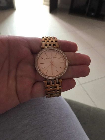 Relógio Michael Kors Darci Rose Gold Mk3192