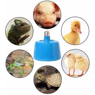 Estufa Criadora Con Ventilador Pollitos, Aves Y Reptiles