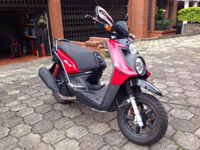 Motocicleta Yamaha Bws 2, 2014 Papeles Al Dia, Es Negociable