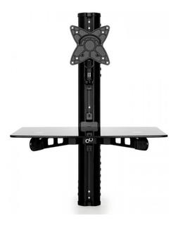 Soporte Tv Led + Dvd O Deco O Ps3 - Vesa 10x10 15kg Oferta..
