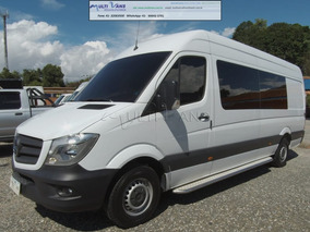 Mercedes-benz Sprinter 415 Cdi Executiva 10 Lugares 201