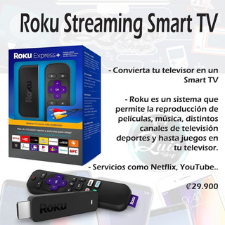 Roku Streaming Smart Tv