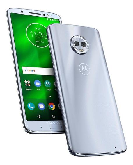 Smartphone Motorola Moto G6 Plus Topázio