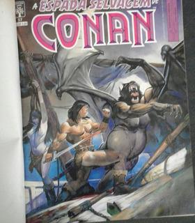 A Espada Selvagem De Conan 57 A 68 (encadernado)