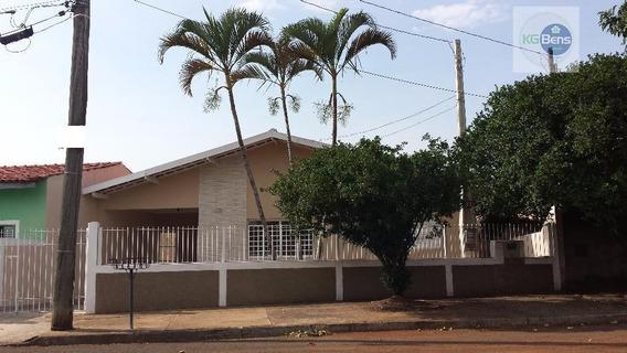 Casa Residencial À Venda, Jardim São Gonçalo, Campinas. - Ca0115