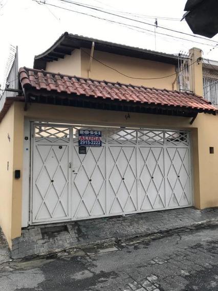 Sobrado Com 3 Dormitórios Para Alugar, 200 M² Por R$ 4.000,00/mês - Vila Prudente - São Paulo/sp - So1766