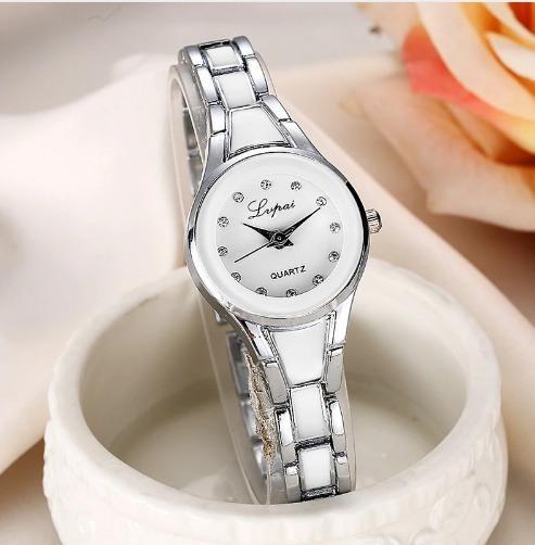 Relógio Feminino Aço Inoxidável