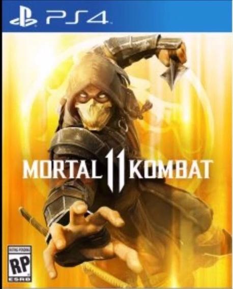 Mortal Kombat 11 Português Pt Br Mk11 Ps4 Psn 1 Promoção