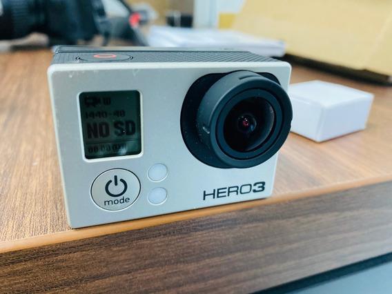 Câmera De Ação Gopro Hero 3 Black Edition Chdhx-301