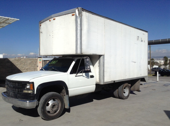 Chevrolet Heavy Duty 5ton Hd 2001 Caja 4.20 Mt