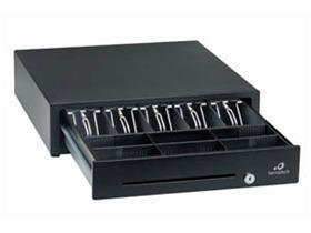 Caja Registradora Usada Bematech Cd145, 5 Secciones P/billet