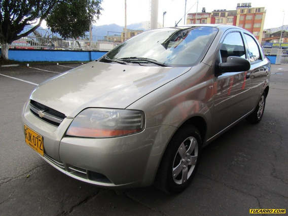 Chevrolet Aveo Sd 1600