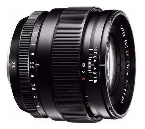 Lente Fuji Fujifilm Xf 23mm F/1.4 R - Garantia + Nf
