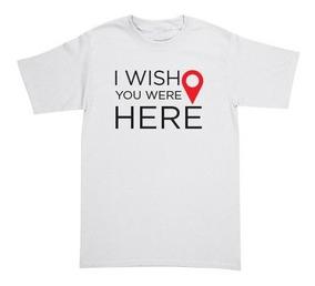 Playera Pink Floyd / Wish You Were Here - Envío Gratis
