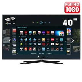 Tvs De 40 Pol. Smart Tv Wi-fi Excelente Para Montar Paineis