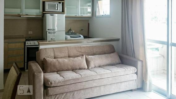 Apartamento Para Aluguel - Bela Vista, 1 Quarto, 40 - 893095551