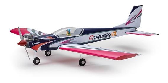Aeromodelo Kyosho 1:6 Calmato Alpha 40 Sports Toughlon Roxo