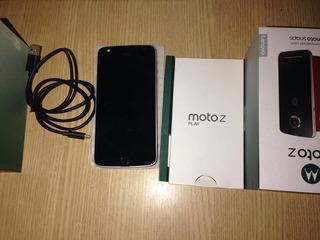 Smartphone Motorola Moto Z Play Xt1635-02 32gb !! Leia A Descrição