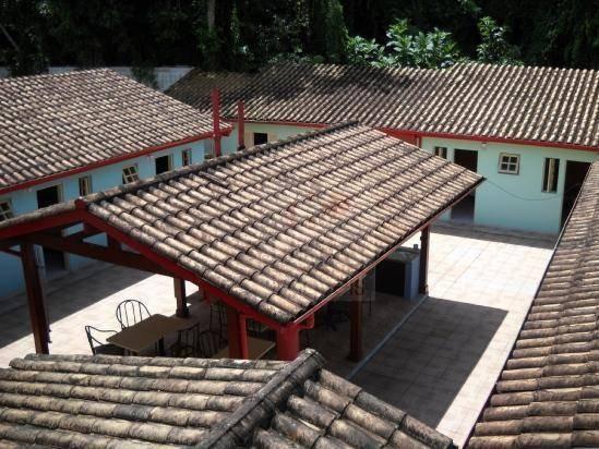 Pousada Comercial À Venda, Centro, Ubatuba. - Po0001
