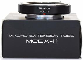 Tubo De Extensão Fuji Mcex-11 Para Macrofotografia Na Caixa