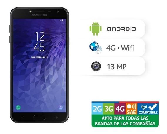 Smartphone Samsung J4 Black T Entel
