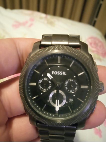 Relógio Fóssil Fs 4662