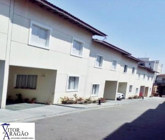 91955 - Casa De Condominio 3 Dorms. (1 Suíte), Vila Mazzei - São Paulo/sp - 91955