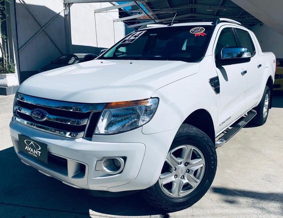 Ford Ranger (cabine Dupla) Limited Blindada 2014